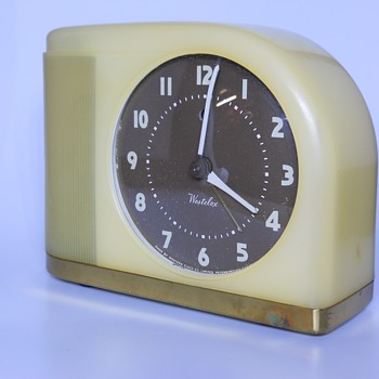 Westclox Alarm Clock, Made in Canada, Mid 20 Century