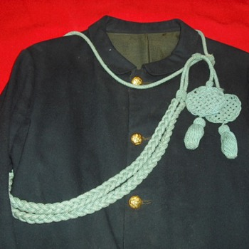 US 1902 Uniform Breast Cords - Military and Wartime