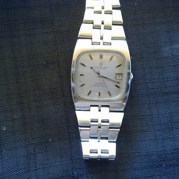OMEGA CONSTELLATION AUTOMATIC - Wristwatches