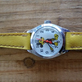 Mickey Mouse Watch - Wristwatches