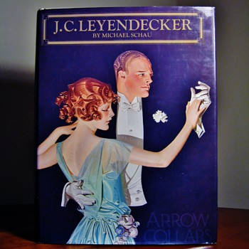 J.C. LEYENDECKER BOOK  - Books