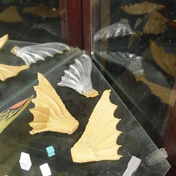 Godzilla Trendmasters Prototypes - Toys