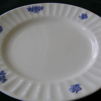 Grandmother's china - China and Dinnerware