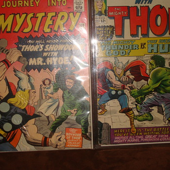Some early Thor! - Comic Books