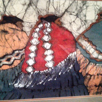 Alice Valdez Batik - Rugs and Textiles