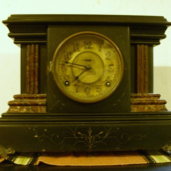 My Grandfather's Mantle Clock - Clocks