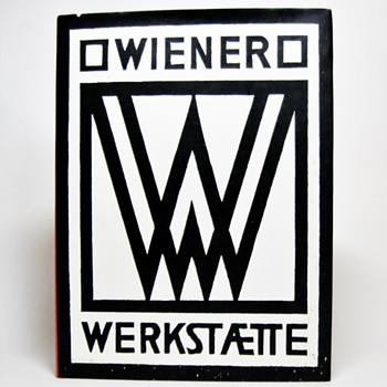 """WIENER WERKSTAETTE  1903 - 1932  """"BOOK"""" - Books"""