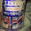 Liberty motor oil 1 us quart