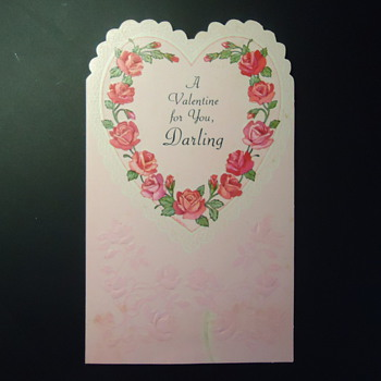 TWO VALENTINS  CARDS