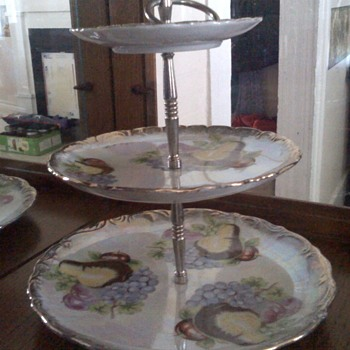 Tiered serving platter? - Kitchen