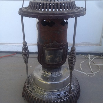 1890's Kerosene stove ??? - Kitchen