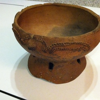 Native Pottery (with reservation)