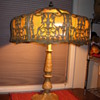 Need Info on How to Refurbish Slag Glass Table Lamp