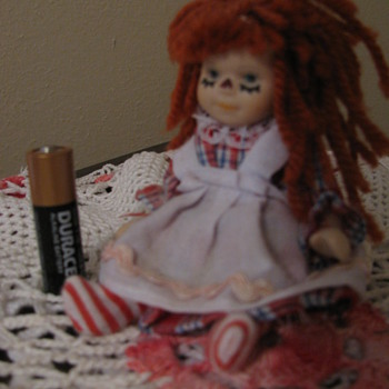 Introducing Annie - Dolls