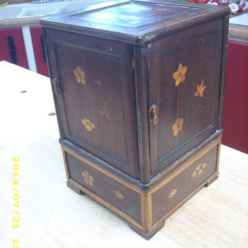 Mystery Box  - Furniture