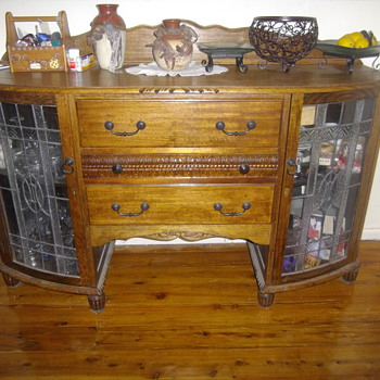 Beautiful old dresser  - Furniture