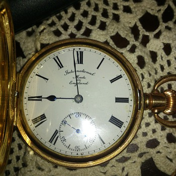 Uknown Pocket Watch - Pocket Watches