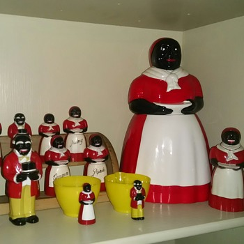 My Aunt Jemima collection