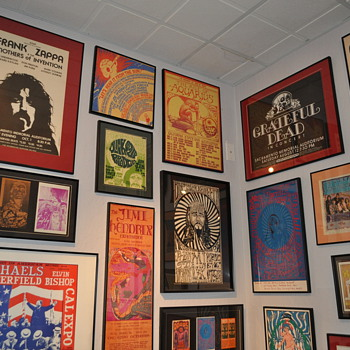 Rock and Radio Museum, Sacramento - Music Memorabilia
