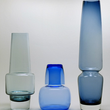 Three generations of design for SEA Glassworks. - Art Glass