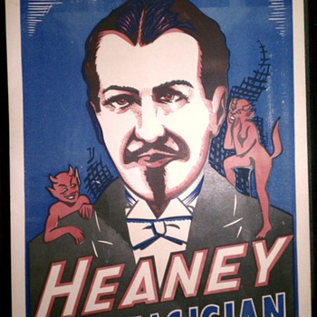 Original Heaney Window Card