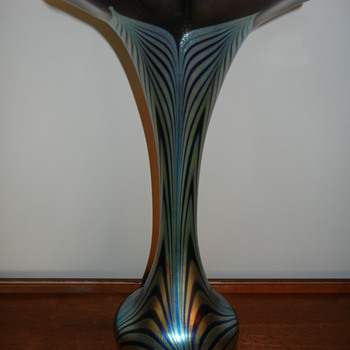 Abelman Glass - Trumpet vase, 2004 - Art Glass