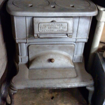 Wehrle two burner stove
