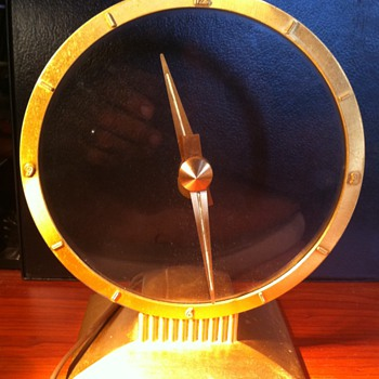 Jefferson Golden Hour Clock