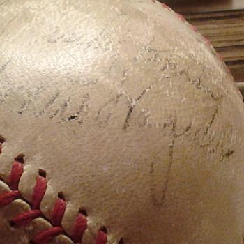 autograph honus wagner - Baseball