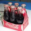 1950's Coca Cola miniature 6 pack!