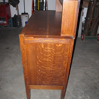 Help Identify this Buffet, Craftsman Style? - Furniture