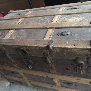 Steamer Trunk?