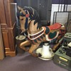 Horse Barber Chair