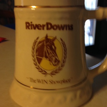 River Downs Mug