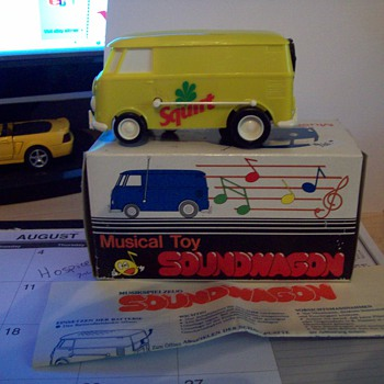 Tamco VW bus - Model Cars