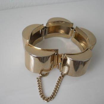Hobe Modern Bracelet - Costume Jewelry