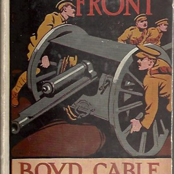 More Rare Dust Jackets from the Great War - Books