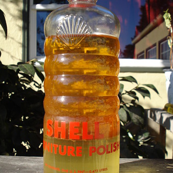 SHELL FURNITURE POLISH