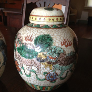 jars from china