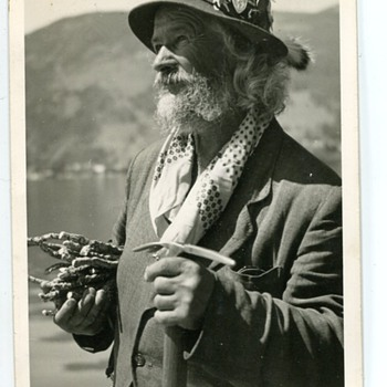Austrian Man...late 1940s