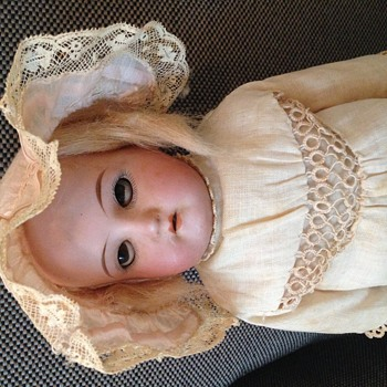 Another of My Great-Great-Great Aunt's Dolls - Dolls