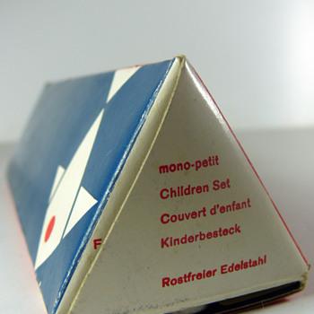 mono petit - children cutlery set - peter raacke / oscar blase