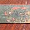 1836 bread board scraper?