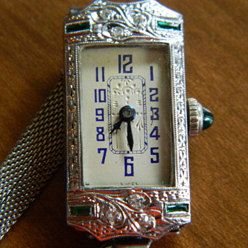 Unknown Vintage Watch - Wristwatches