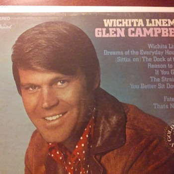 Mr. Glen Campbell.... - Records
