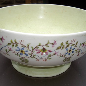Royal Tudor Ware Bowl by Barker Brothers, England - China and Dinnerware