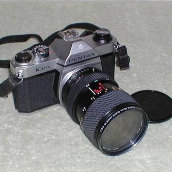 Pentax Asahi K1000 35mm Camera - Cameras