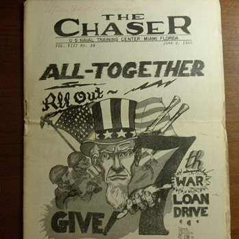 The Chaser Newsletter 1945