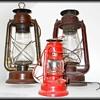 Vintage Farm Barn Lanterns