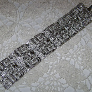 Crown Trifari Bracelet